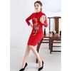 Qipao chinoise robe