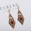 Boucles d'oreilles berbere