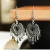 Boucles-d-oreilles-Vintage-en-alliage-couleur-argent-pour-femmes-bijoux-breloques-en-cristal-bleu