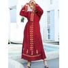 Ramadan-Musulman-Abaya-Duba-Arabe-Robe-Turquie-Grande-Taille-Robes-Pour-femmes-L-islam-V-tements