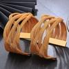 4-pi-ces-bracelets-pour-femmes-24K-or-couleur-manchette-Bracelet-bracelets-indien-africain-nuptiale-mariage