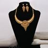 Ensemble-de-bijoux-24K-or-couleur-ensembles-de-bijoux-pour-les-femmes-mari-e-de-luxe