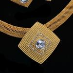 Nigeria-Dubai-or-couleur-Zircon-ensembles-de-bijoux-pour-mariage-de-mari-e-africaine-femmes-cadeaux