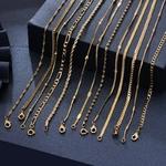 Wando-12-Style-50CM-couleur-or-colliers-pendentif-pour-homme-femmes-fille-torsion-pi-ce-cha