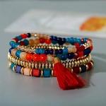 Bracelet perle tendance