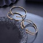 Bracelet ouvert mince (1)