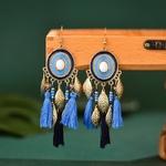 Boucles doreilles pendantes