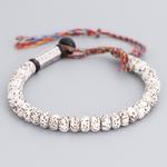 bracelet spirituel blanc
