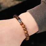 bracelet classique homme yoga