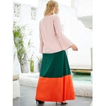 Robe longue confortable (2)