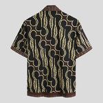 Chemises décontracté homme été 2021