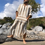 robe long homme