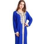 caftan robe algérien