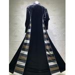Robe en velours luxe