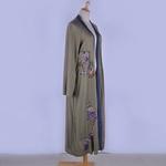 kimono de plage femme