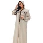 djellaba marocaine femme