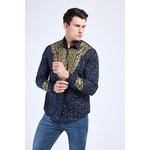 Chemise casual homme