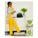 pantalon africain femme