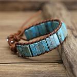 Bracelet chakra femme pierre