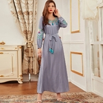 Robe longue traditionnelle