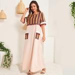 Robe kabyle moderne femme