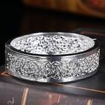 Bracelet marocain ajourée argent