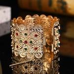 Bracelet manchette mariage marocain