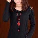 Nouveau-collier-chinois-fleurs-rouges-pendentifs-en-pierre-naturelle-pour-les-femmes-45cm-la-main-collier