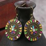 Boucles-d-oreilles-pendantes-pampilles-pour-femmes-boucles-d-oreilles-indiennes-bijoux-fantaisie-ethnique-Boho-accessoires
