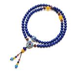 Bracelet-ethnique-chinois-pour-femmes-Long-style-r-tro-cha-ne-de-main-bijoux-pour-filles