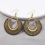 Boucles-d-oreilles-ethniques-en-alliage-d-or-pour-femmes-la-main-gitane-Vintage-bleu-ligne