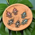 Boucles-d-oreilles-Vintage-Hamsa-mauvais-il-en-cristal-en-forme-de-main-breloques-indiennes-bijoux