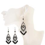 Boucles-d-oreilles-en-perles-pour-femmes-bijoux-Boho-Vintage-couleur-argent-fait-la-main-d