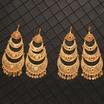 Alg-rie-caf-t-ria-mariage-or-boucle-d-oreille-bijoux-de-mode-lune-alliage-boucles