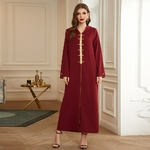Eid-Abayas-pour-les-femmes-duba-Abaya-turquie-musulman-Maxi-Hijab-robe-Caftan-Marocain-Marocain-Caftan