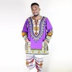 Dashiki-hommes-mexicains-v-tements-africains-Hippie-coton-manches-longues-imprim-hauts-t-shirts