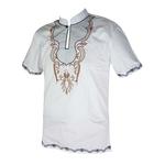 V-tements-africains-brod-s-ethniques-pour-hommes-chemise-courte-musulmane-Dashiki-hauts-pour-hommes-tenue