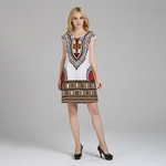 Robe-sans-manches-boh-me-imprim-traditionnel-africain-Sexy-pour-dame-coupe-mince-Dashiki-v-tements