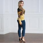 Chemisier-manches-longues-pour-femmes-africaines-haut-de-protection-solaire-chemisier-manches-longues-T-Shirt-d