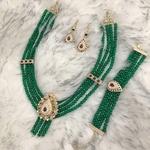 Ensemble-de-bijoux-en-forme-de-goutte-d-eau-pour-mari-e-africaine-alger-de-luxe