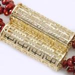 Robe-de-mari-e-manches-longues-accessoire-buste-de-style-marocain-bijoux-caftan-mode-duba-robe
