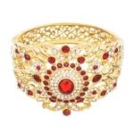 Bracelet-de-Style-marocain-nouvellement-con-u-bijoux-Bracelet-de-strass-en-m-tal-de-mariage
