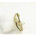 Bracelet-couleur-or-avec-strass-pour-femme-bijou-de-f-te-de-mariage-ethnique-arabe-au