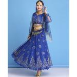 Costume de danse bollywood