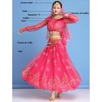 Sari de danse indien