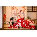 Kimono intérieur