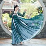 hanfu traditionel