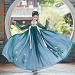 Long robe chinoise