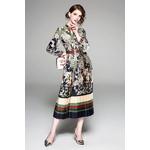 Robe vintage année 40 - 50