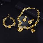 parure bijoux africaine